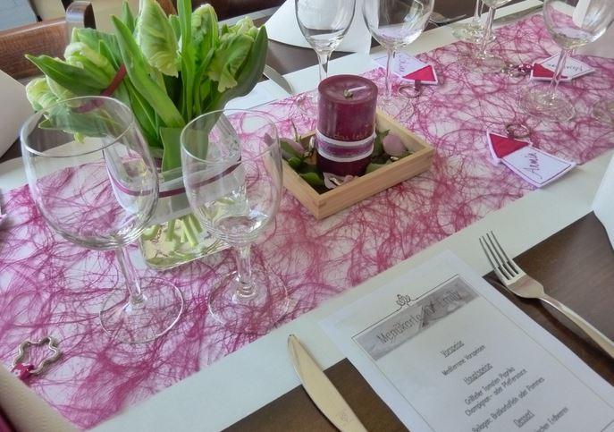 Decorer Sa Table comment décorer sa table pour une communion ?